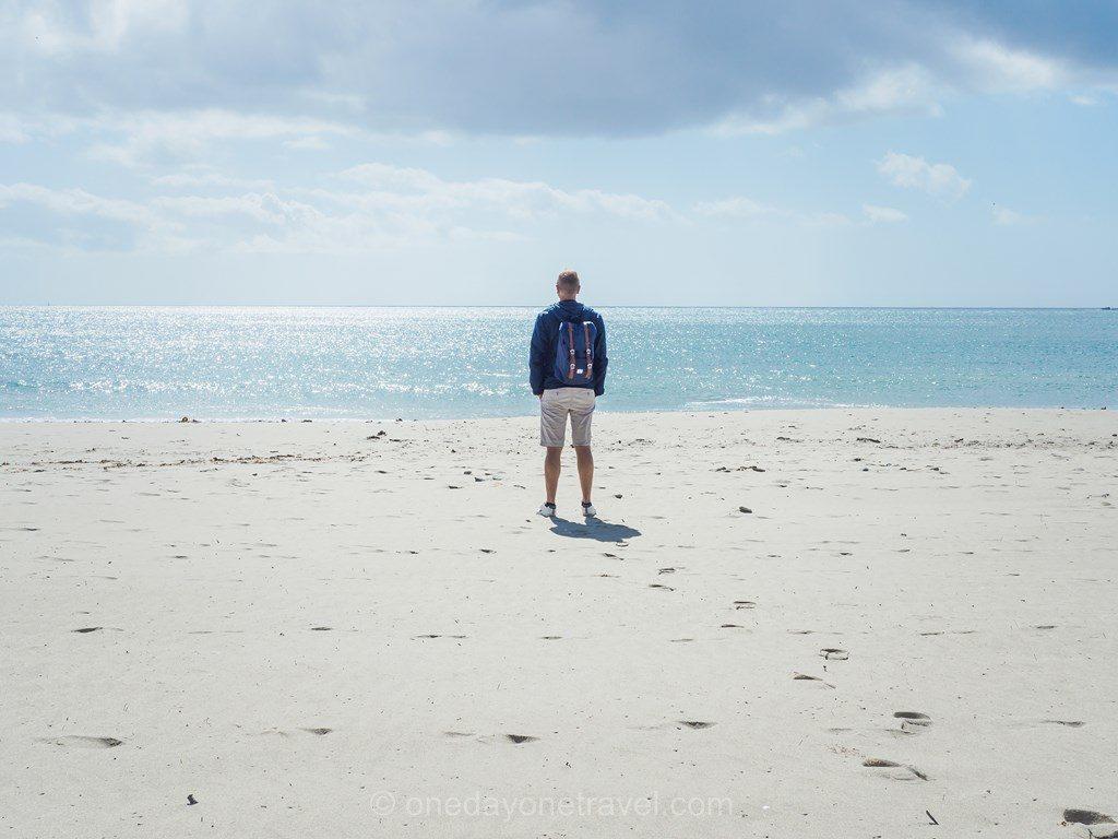 Finistere Bretagne plage Tahiti