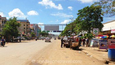 Photo of Conseils pour passer la frontière entre la Thaïlande et le Cambodge (Poipet-Aranyaprathet)