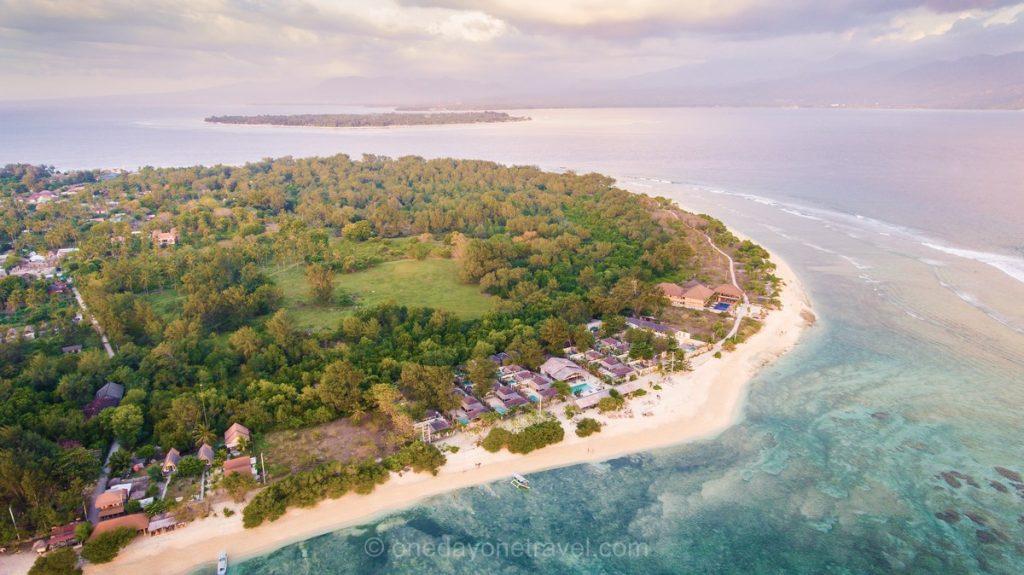 Gili Blog Voyage Bali Fond Marin