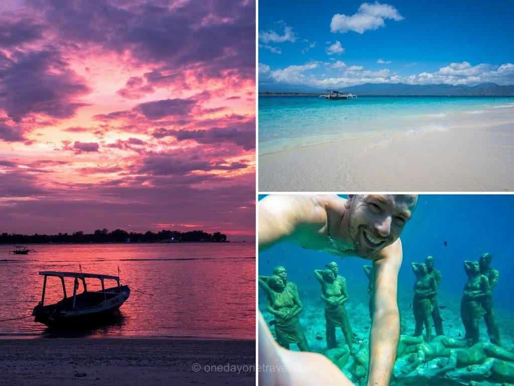 Gili Meno blog voyage indonésie