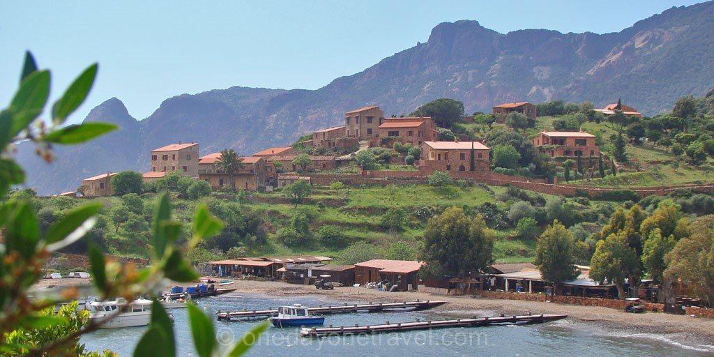 Corse du sud Blog Voyage OneDayOneTravel