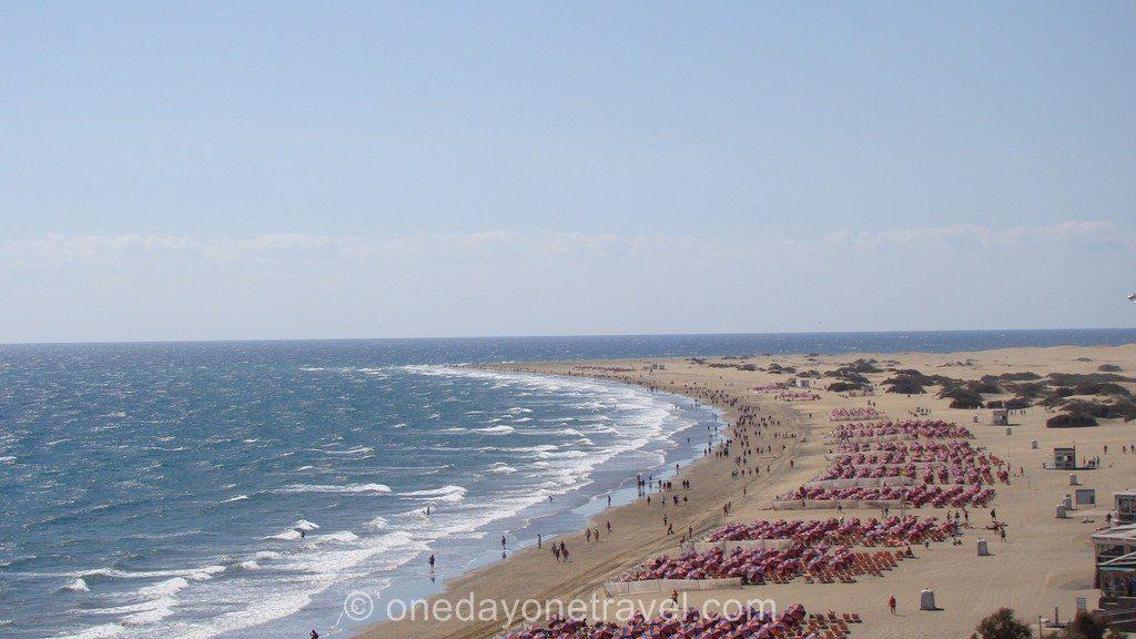 Gran Canaria Maspalomas dunas