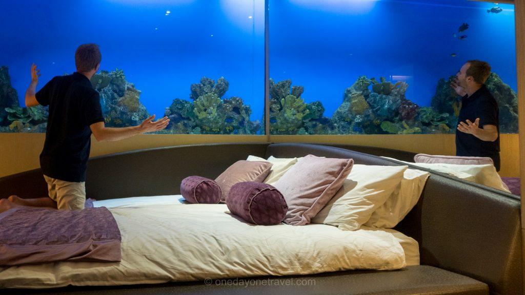 H20 hotel aquarium manille Philippines