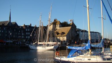 Photo of Honfleur : la cité normande au port pittoresque