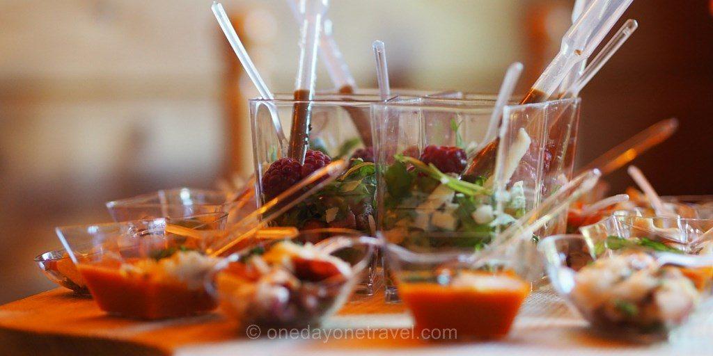 Hotel Ma maison cogne restaurant gastronomie