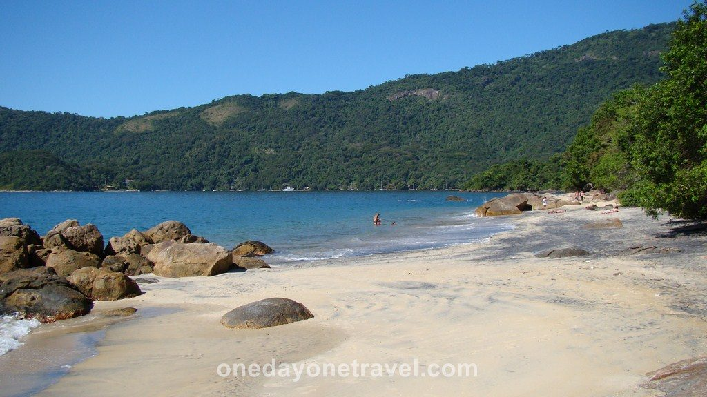 Ilha Grande plage de rêve
