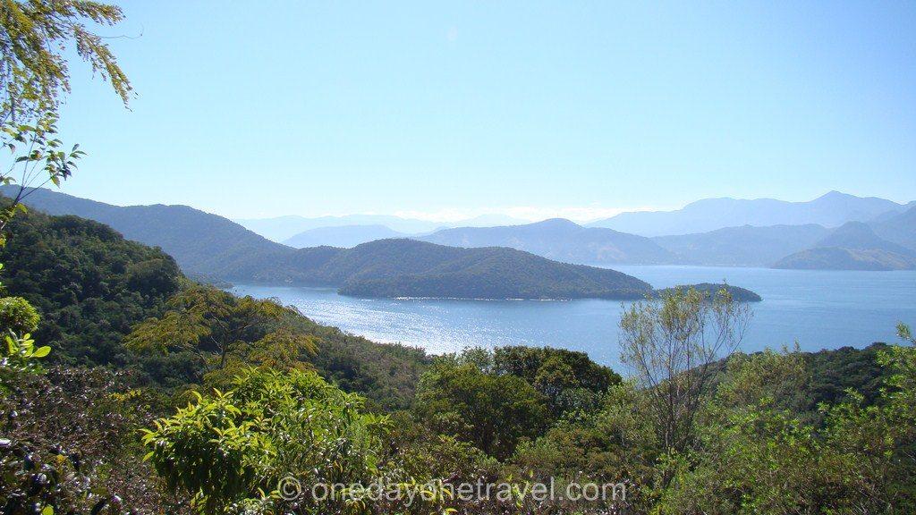 Ilha Grande vue baie