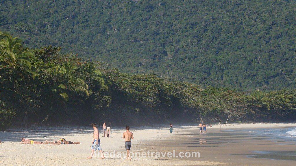 Ilha Grande lopez mendes plage