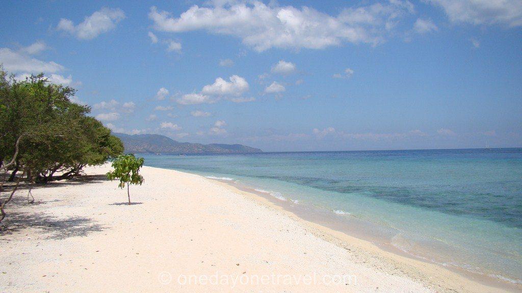 Itinéraire à Bali Lombok Gili Meno