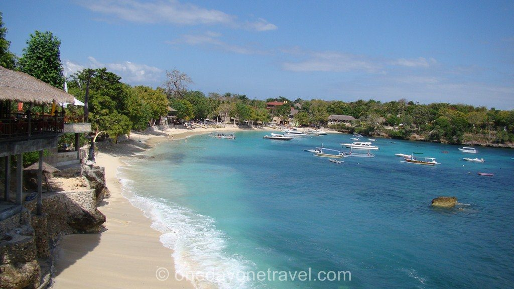 Itinéraire à Bali Lombok Lembongan