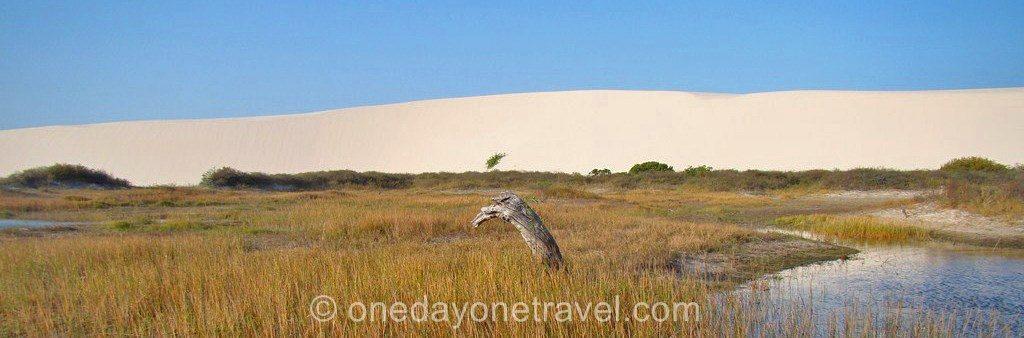 Itinéraire Brésil Lençois blog voyage OneDayOneTravel