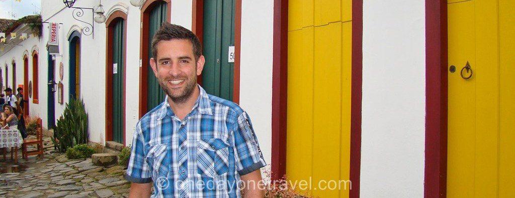 Itinéraire Brésil Paraty blog voyage OneDayOneTravel