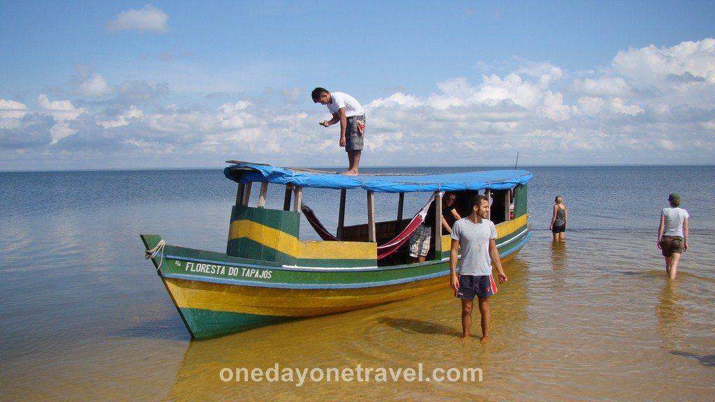 Jamaraqua Tapajos Amazone Brésil