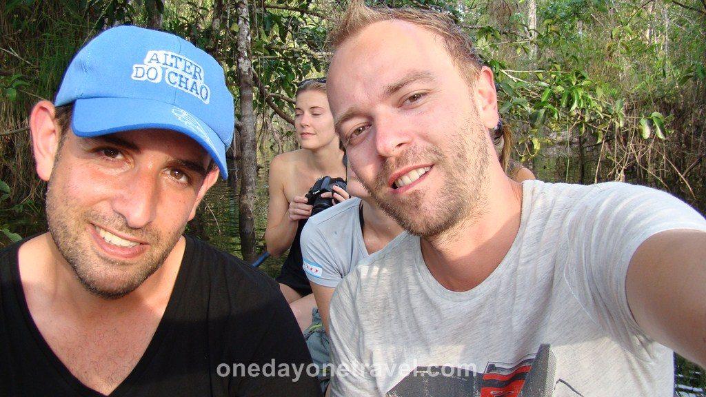 Jamaraqua Tapajos Amazone Franck Richard
