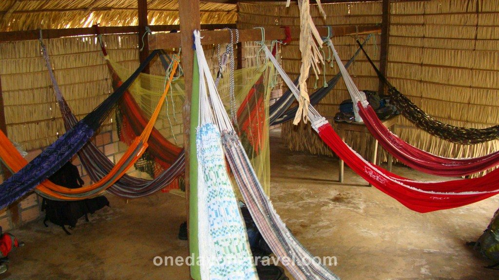 Jamaraqua Tapajos Amazone Hamac