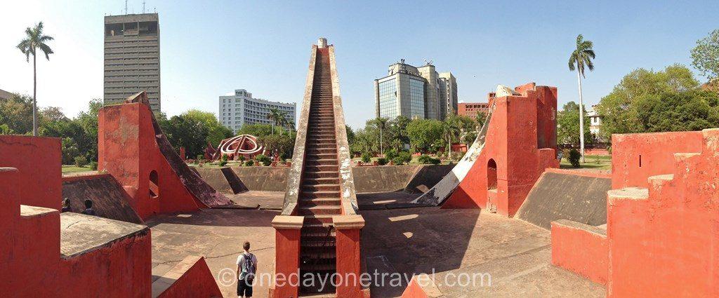 Jantar Mantar observatoire new delhi