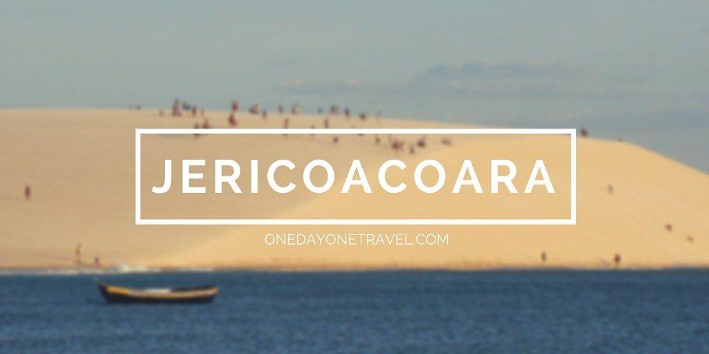 Jericoacoara voyage au Brésil - Blog OneDayOneTravel