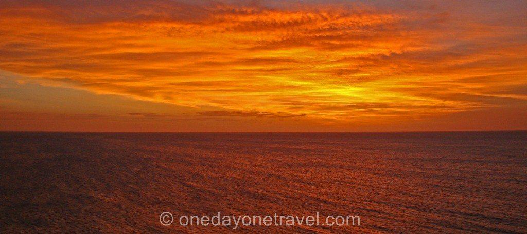 Jericoacoara bresil blog voyage sunset