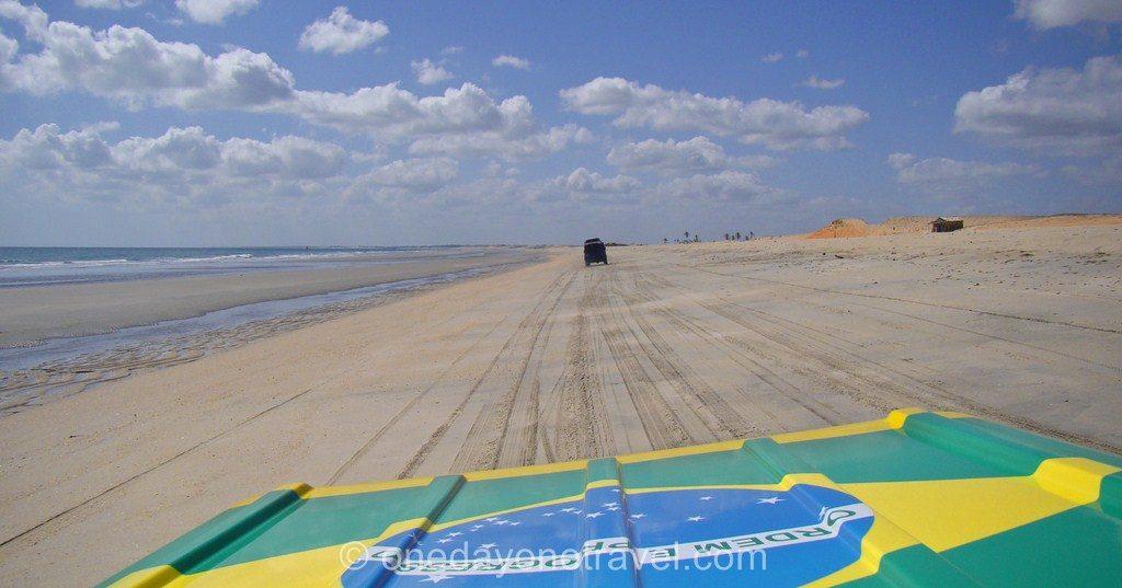 itinéraire de voyage au Brésil en indépendant