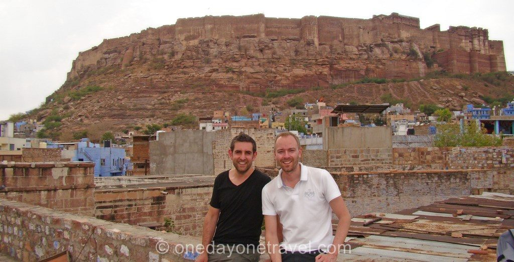 Jodhpur fort franck et richard