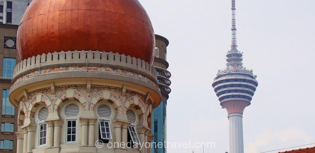Kala Lumpur Tour Menara architecture