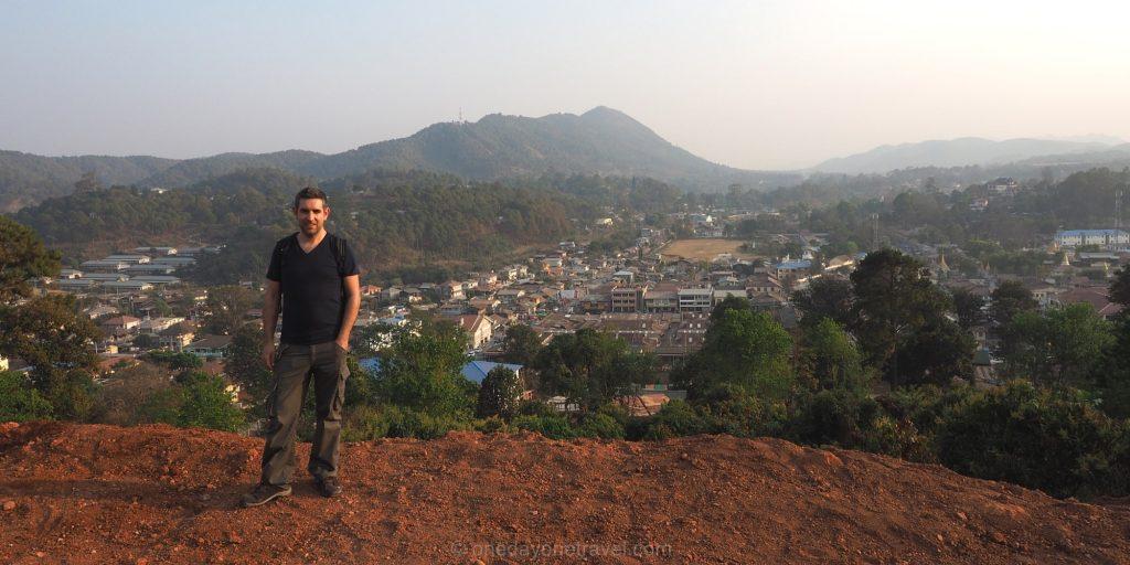 Kalaw Birmanie Franck