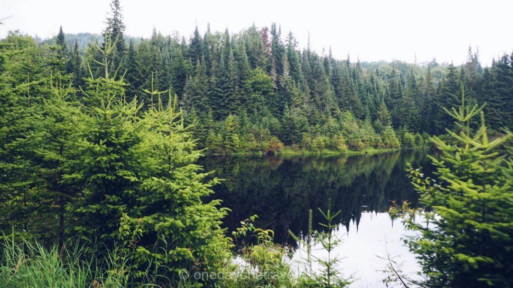 Kanatha-Aki Laurentides lac