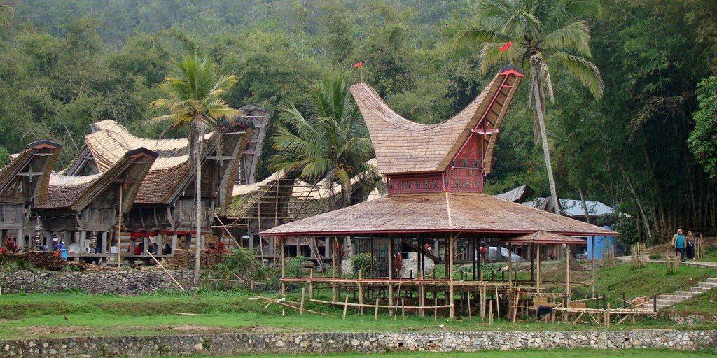 Kese Ketu Rantepao sud Pays Toraja Sulawesi Célèbes