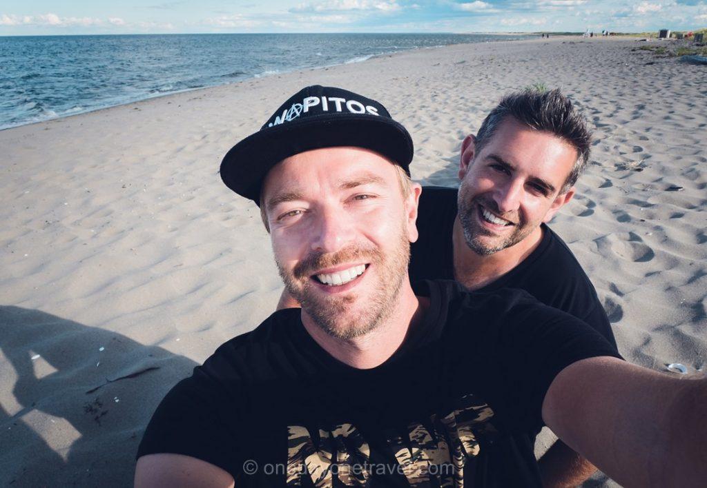 Richard Franck Blog Voyage OnedayOneTravel plage Canada