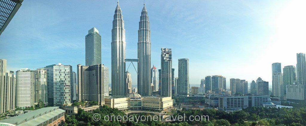 Kuala Lumpur Malaisie Petronas towers blog voyage