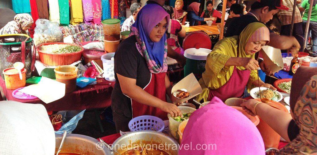 Kuala Lumpur quartier indien Malaisie