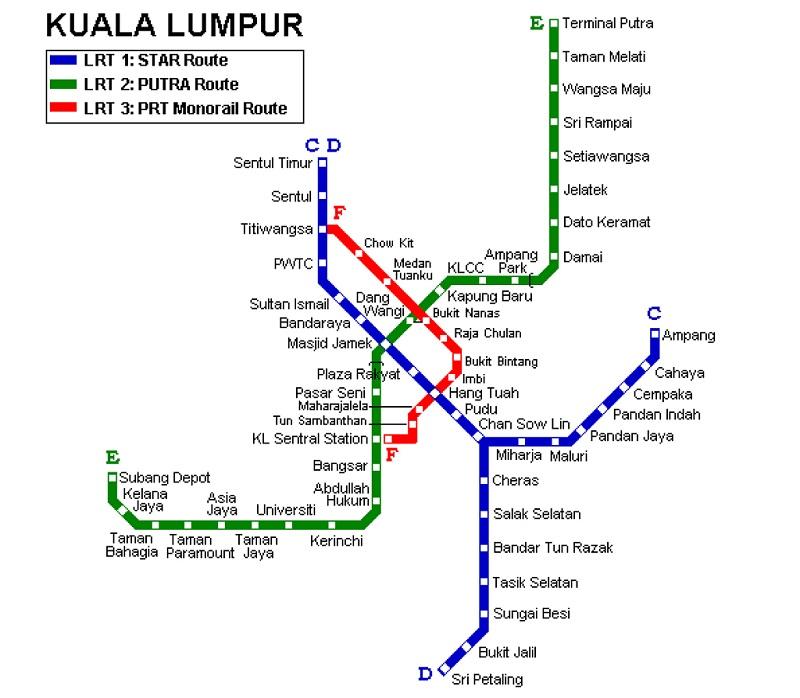 Carte Du Monde Kuala Lumpur.Visiter Kuala Lumpur Pour La Premiere Fois Conseils Et Astuces