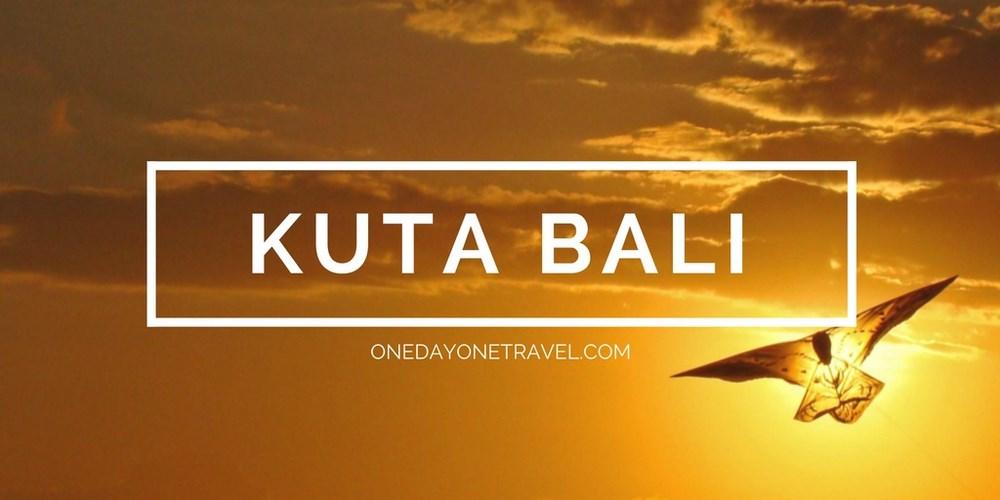 Kuta Bali blog voyage