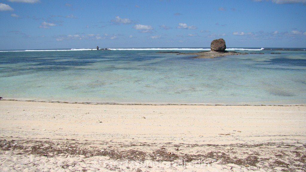 Kuta Lombok plage de sable fin