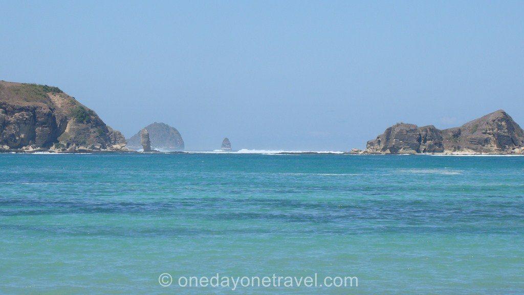 Kuta Lombok plage paradisiaque