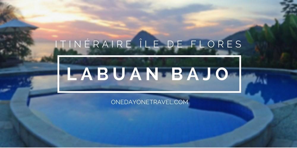 Labuan Bajo itinéraire ile de flores blog voyage indonesie
