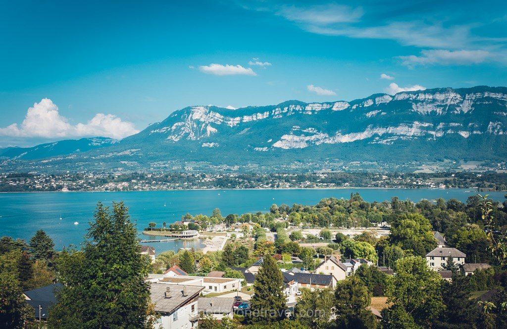 Lac Bourget Savoie
