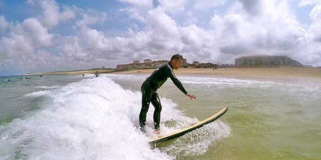 Landes Surf Hossegor Franck