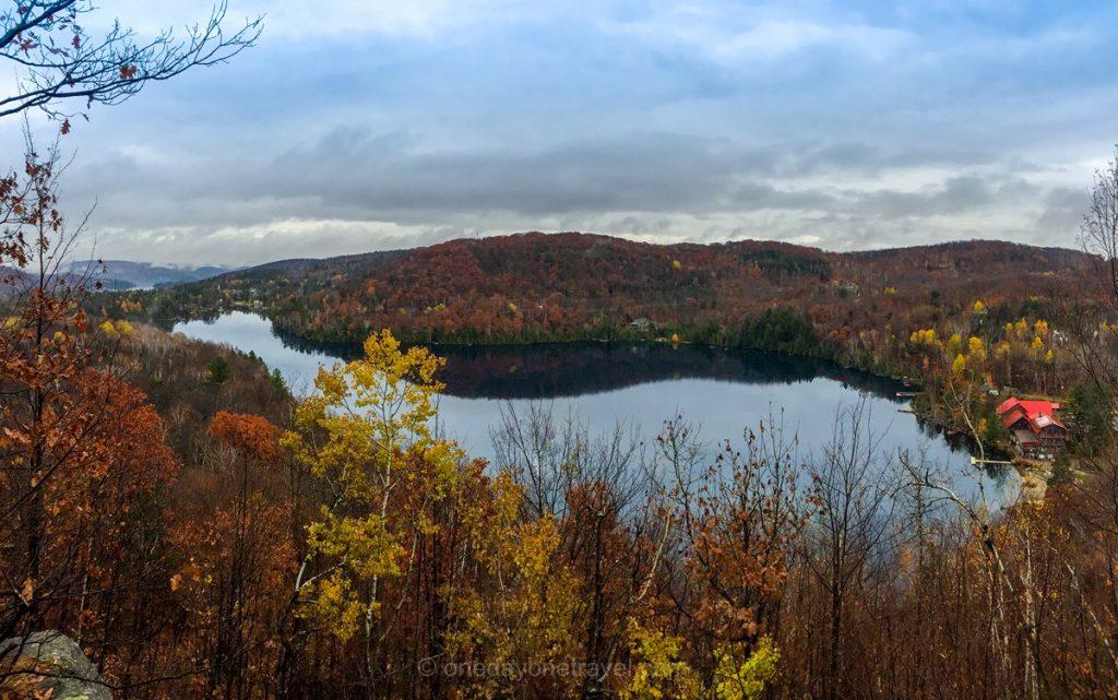 Visiter les Laurentides Lac Morency