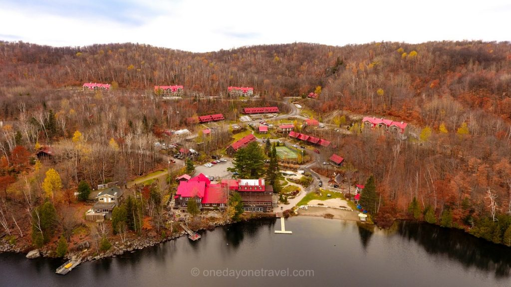 Auberge Lac Morency Visiter les Laurentides