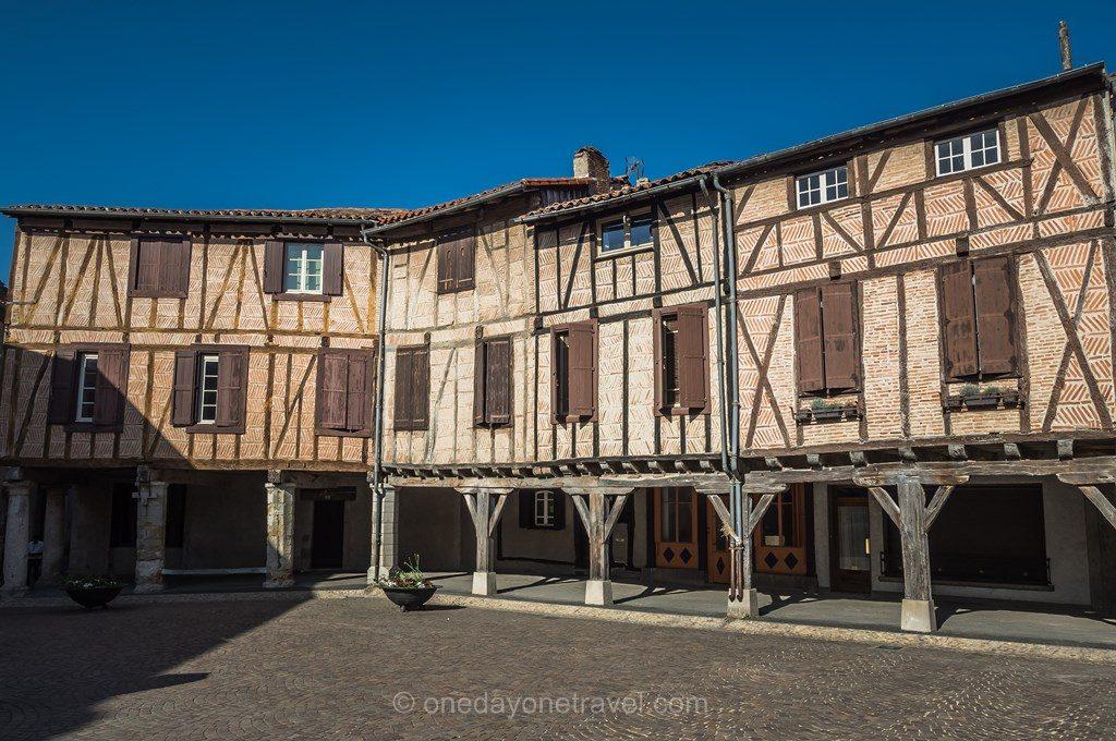 Lautrec plus beau village de France