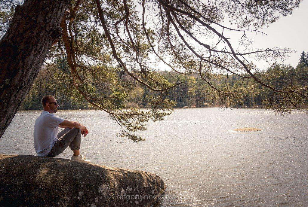 Lautrec lac Sidobre Richard