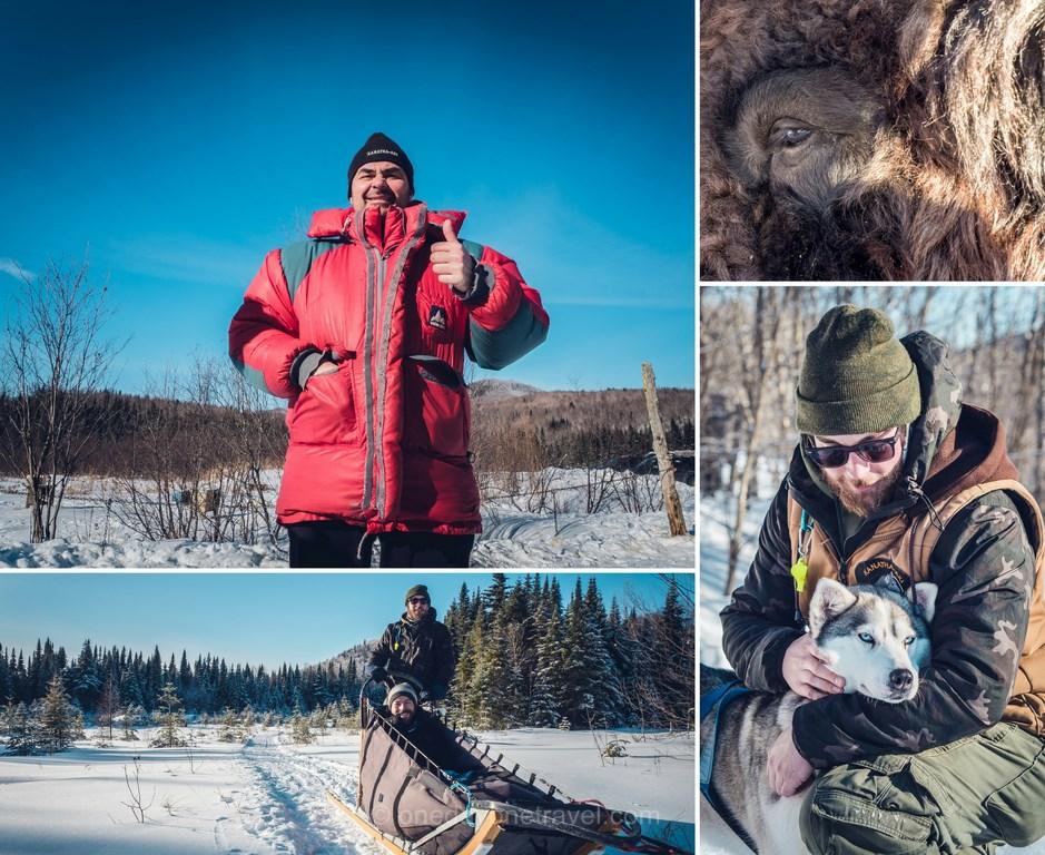 Les laurentides en hiver kanatha aki blog voyage quebec