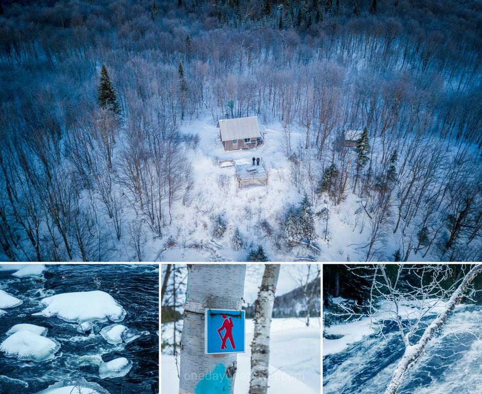 Les laurentides en hiver paradis blanc blog voyage quebec