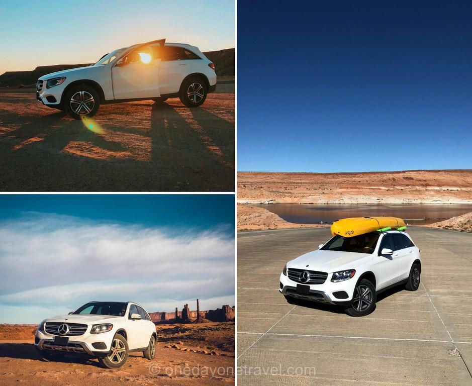 Location-de-voiture-Sixt-Mercedes-road-trip-dans-louest-américain