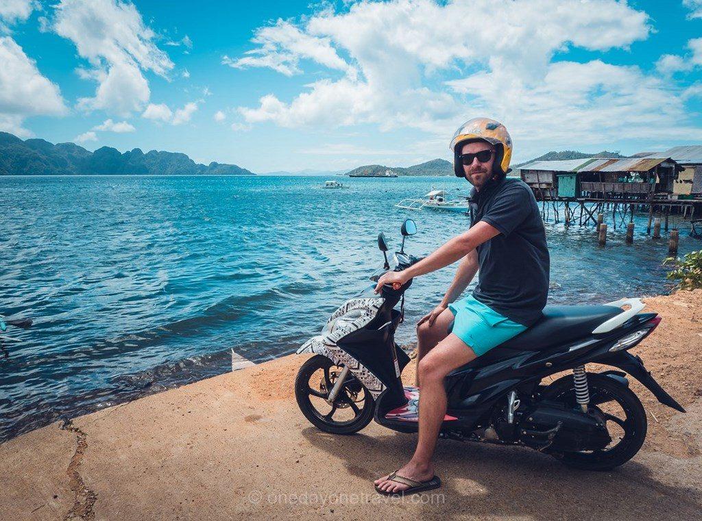 Louer Scooter en Asie