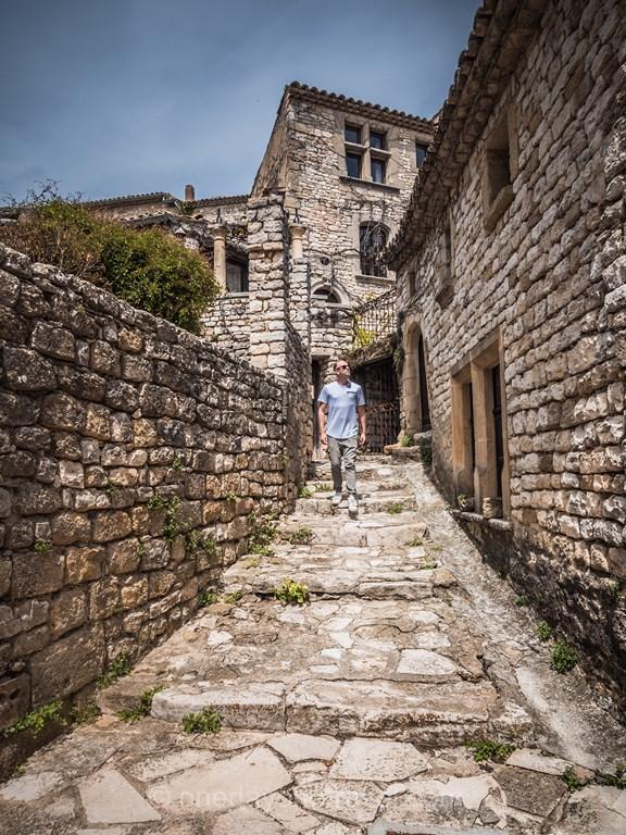 Luberon village Richard