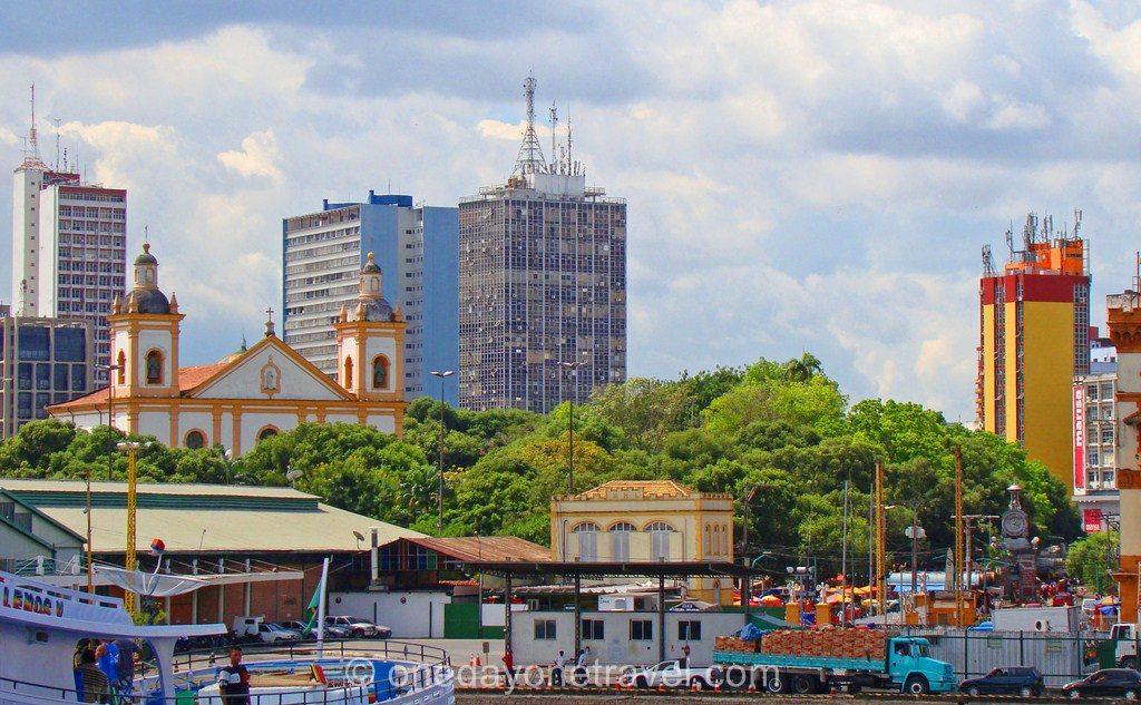 Manaus Amazonie blog voyage