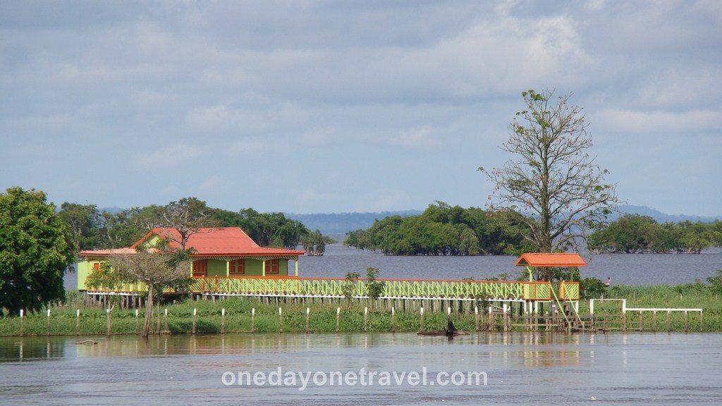 Manaus Santarem Brésil Amazonie