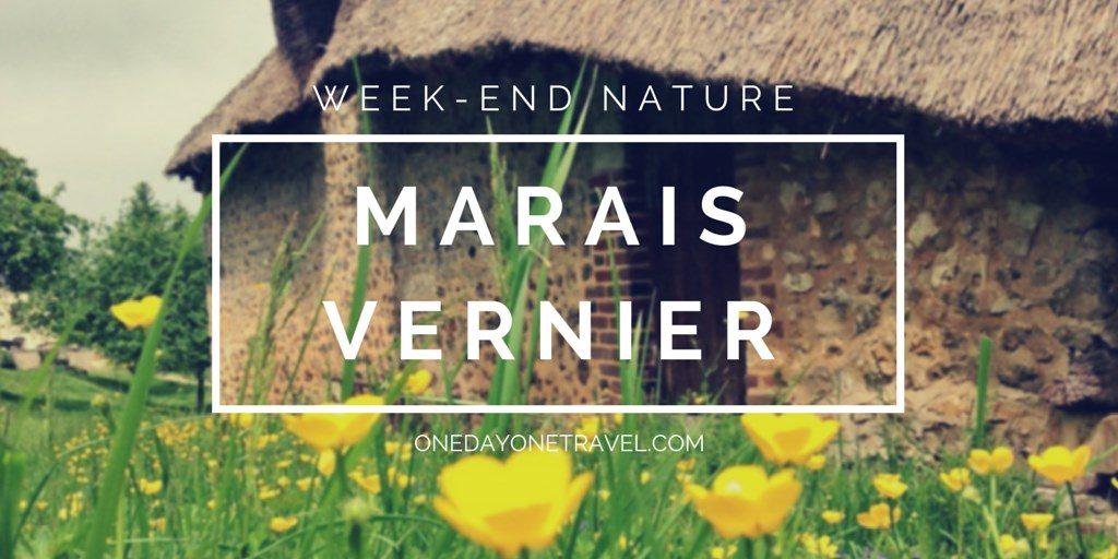 Marais Vernier Normandie Blog Voyage OneDayOneTravel
